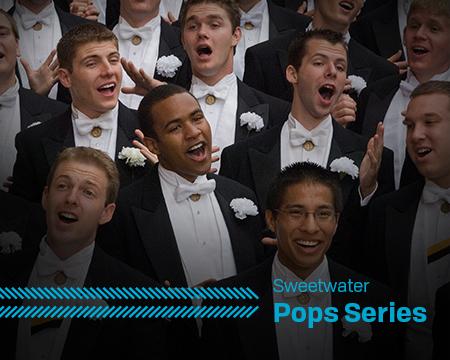 Purdue Varsity Glee Club Sings Broadway